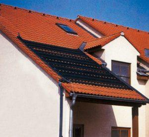 Ausflockungssichere Solarabsorber