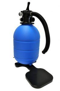 Filteranlage 400 komplett ohne Pumpe