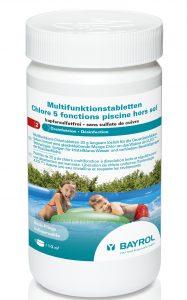 Multifunktions-Chlortabletten 1kg